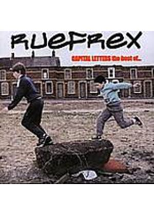Ruefrex - Capital Letters - Best Of (Music CD)