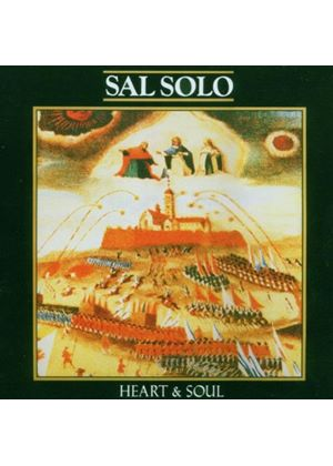 Sal Solo - Heart And Soul (Music CD)