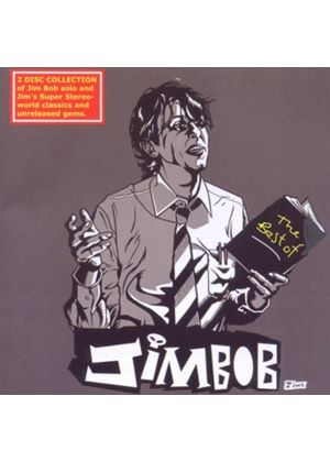 Jim Bob - The Best Of (Music CD)