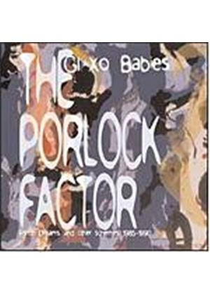 Glaxo Babies - The Porlock Factor (Music CD)