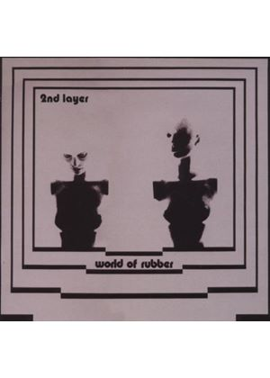 Second Layer - World Of Rubber (Music CD)