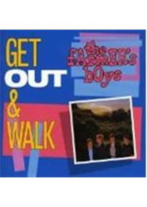 Farmer's Boys - Get Out And Walk (Music CD)