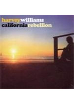 Harvey Williams - California Rebellion (Music CD)