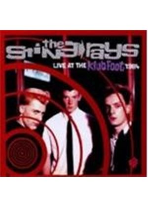 Stingrays - Live At The Klub Foot 1984 (Music CD)