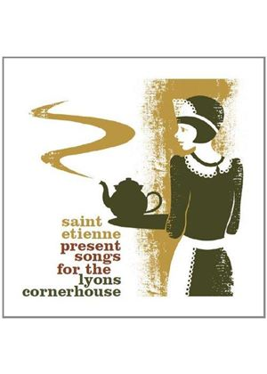 Various Artists - Saint Etienne Presents Songs For The Lyons Cornerhouse (Music CD)
