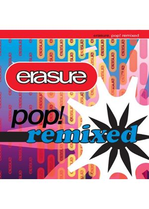 Erasure - Pop Remixed (Music CD)