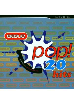 Erasure - Pop - The First 20 Hits (Music CD)