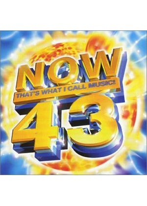 Various Artists - Now That's What I Call Music Vol.43 (Music CD)