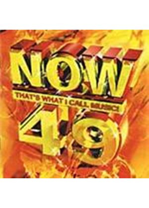 Various Artists - Now That's What I Call Music Vol.49 (Music CD)