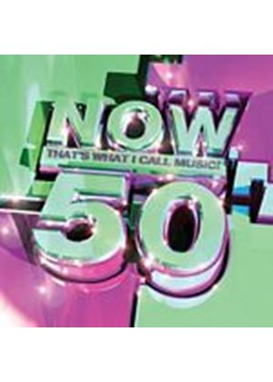 Various Artists - Now Thats What I Call Music! 50 (Music CD)
