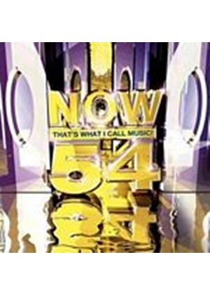 Various Artists - Now Thats What I Call Music! 54 (Music CD)