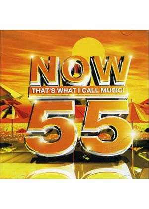Various Artists - Now Thats What I Call Music! 55 (Music CD)
