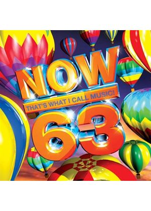 Various - Now 63 (Now Thats what I call Music 63 ) (Music CD)