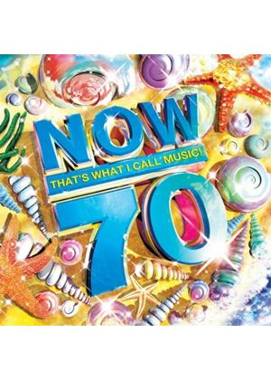 Various Artists - Now Thats What I Call Music Vol.70 (Now 70) (2 CD) (Music CD)