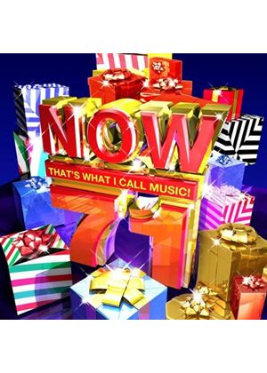 Various Artists - Now Thats What I Call Music Vol.71 (Now 71) (2 CD) (Music CD)