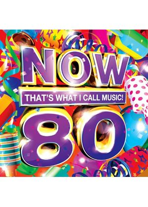Various Artists - Now That's What I Call Music 80 (Now 80) (2 CD) (Music CD)
