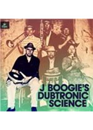 J Boogie's Dubtronic Science - Undercover (Music CD)