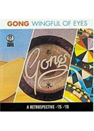 Gong - Wingful Of Eyes (Music CD)