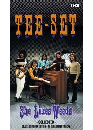 Tee Set (The) - She Likes Weeds (Collected) (Music CD)