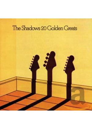 The Shadows - 20 Golden Greats Shadows (Music CD)