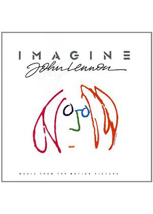 John Lennon - Imagine (The Movie) (Music CD)