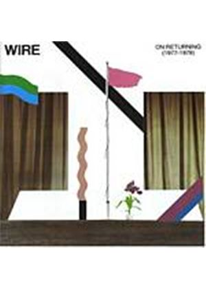 Wire - On Returning (Music CD)