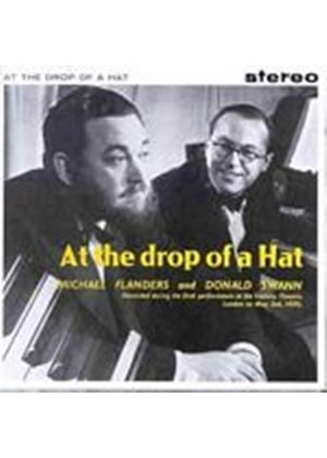 Flanders And Swann - Drop Of A Hat (Music CD)