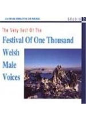 Various Artists - Festival Of 1000 Welsh Male Voices