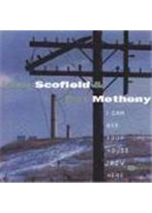 John Scofield/Pat Metheny - I Can See Your House From Here