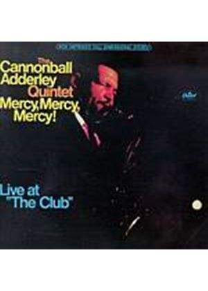 Cannonball Adderley - Mercy Mercy Mercy (Music CD)