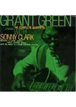 Grant Green - Complete Quartets With Sonny Clark, The