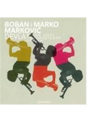 Boban Markovic Orkestar - Devla (Blown Away To Dancefloor Heaven) (Music CD)