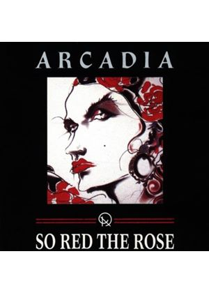 Arcadia - So Red The Rose (Music CD)