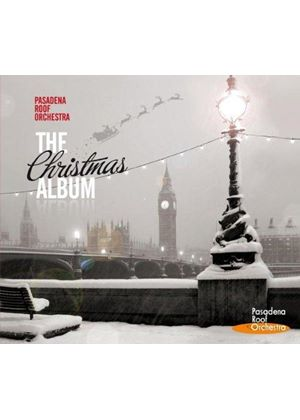 Pasadena Roof Orchestra - The Christmas Album (Music CD)