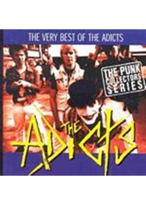 The Adicts - The Very Best Of (Music CD)