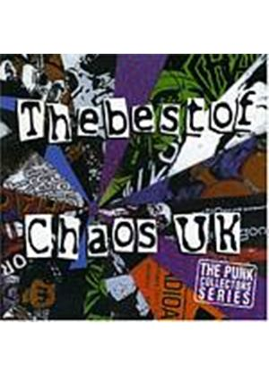 Chaos UK - The Best Of (Music CD)