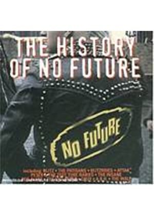 Various Artists - The History Of No Future (Music CD)