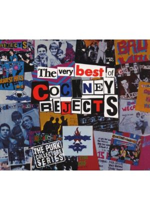 Cockney Rejects - The Very Best Of (Music CD)
