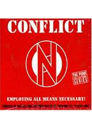 Conflict - Employing All Means Necessary (Music CD)