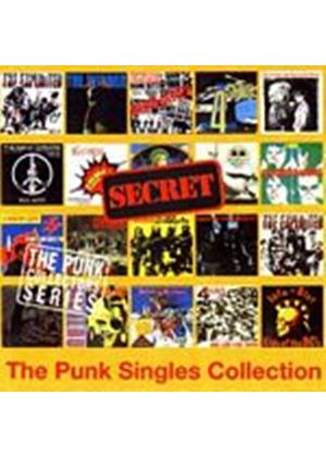 Various Artists - Secret Records Punk Singles Collection (Music CD)