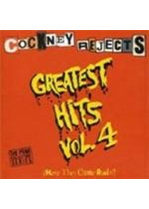 Cockney Rejects - Greatest Hits Vol.4 (Here They Come Again)