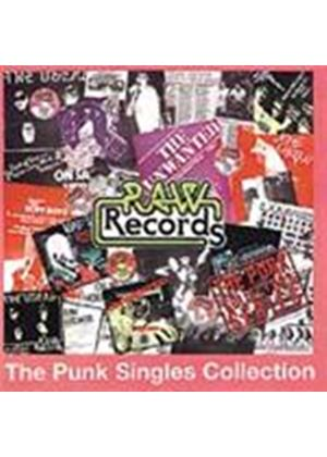 Various Artists - Raw Records Punk Collection, The (Music CD)