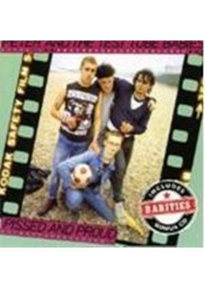 Peter And The Test Tube Babies - Pissed And Proud (Music CD)