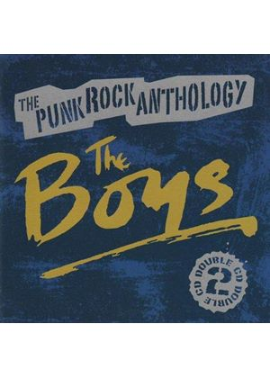 The Boys - The Punk Rock Anthology (Music CD)