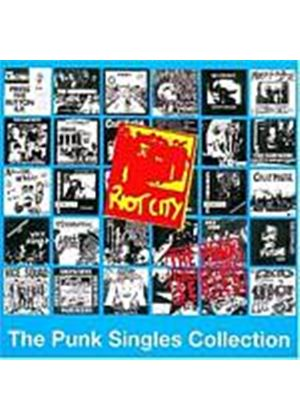 Various Artists - Riot City - The Punk Singles Collection (Music CD)