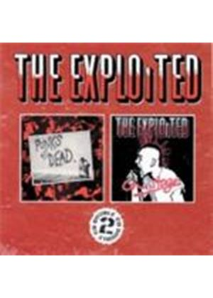 Exploited (The) - Punk's Not Dead/On Stage (Music CD)