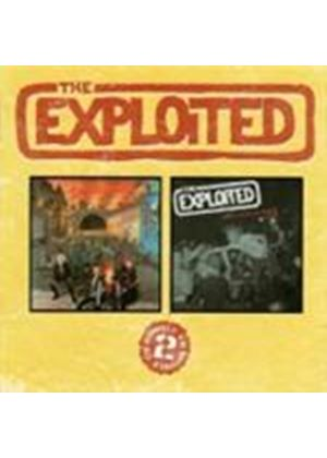 Exploited (The) - Troops Of Tomorrow/Apocalypse Tour 1981 (Music CD)