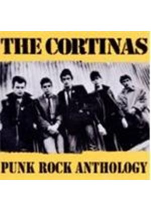 Cortinas - Punk Rock Anthology (Music CD)