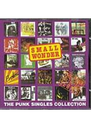 Various Artists - Small Wonder Punk (Music CD)