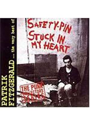 Patrick Fitzgerald - Safety Pin Stuck In My Heart - The Very Best Of (Music CD)